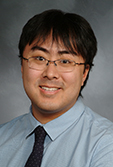 Headshot of Eric Zhang